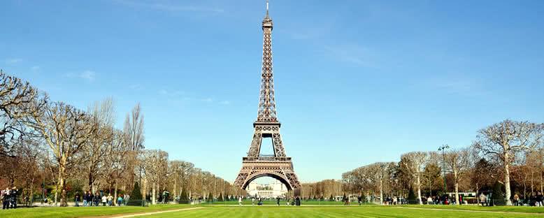 Eiffel Kulesi - Paris