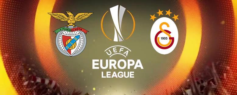Benfica - Galatasaray Avruupa Ligi Maçı