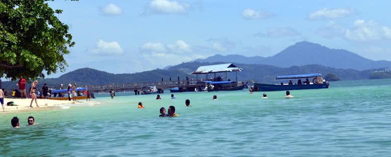 Beras Basah Adası  - Langkawi