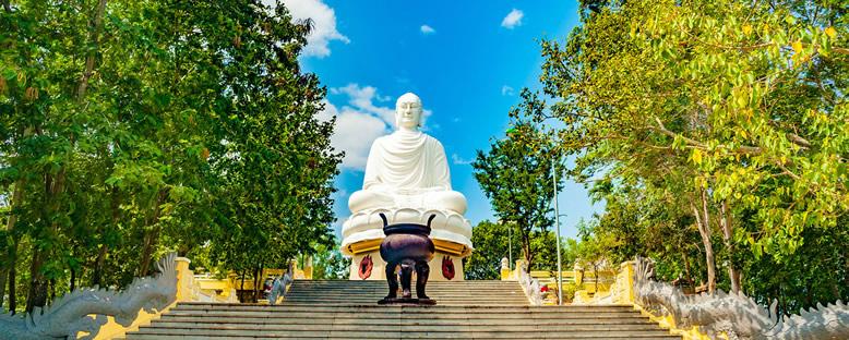 Beyaz Buddha - Nha Trang