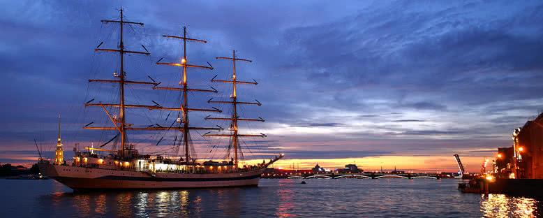Beyaz Geceler - St. Petersburg
