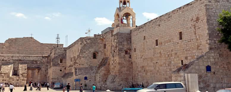Beytüllahim'deki Kutsal Doğuş Kilisesi - Kudüs