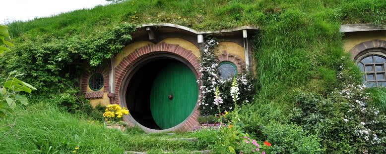 Bilbo'nun Evi - Yeni Zelanda