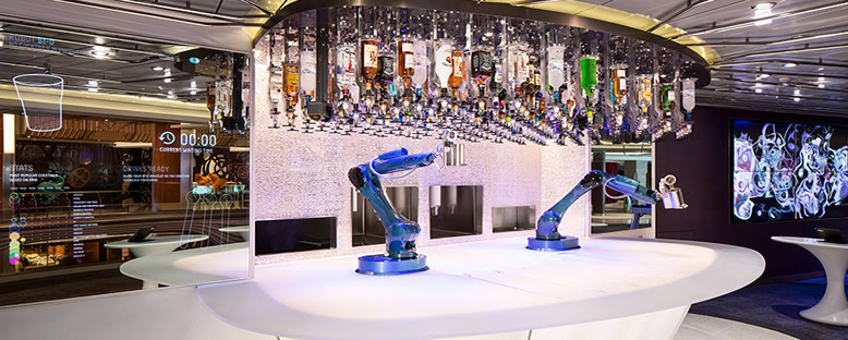 Bionic Bar - Symphony of the Seas