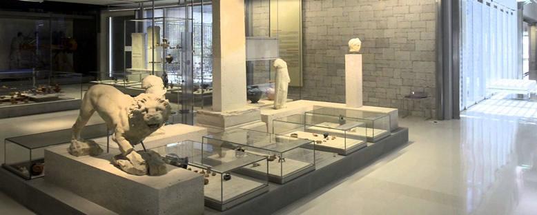 Bizans Müzesi - Yanya