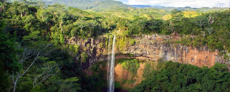 Black River Gorges Ulusal Parkı - Mauritius