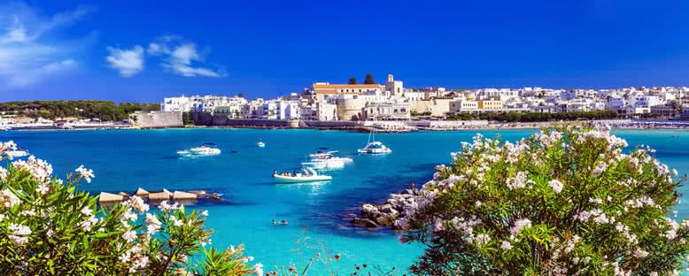 Bölge Kıyıları - Puglia