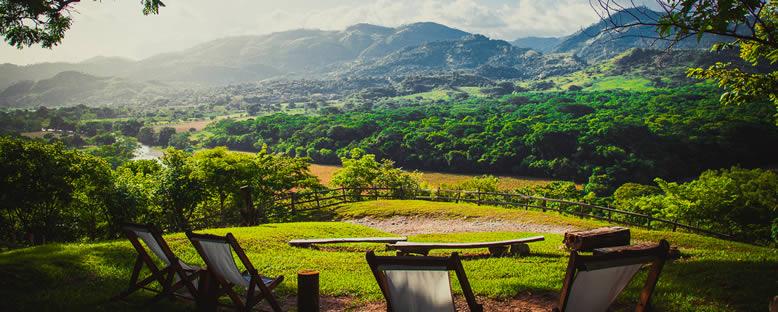 Bölge Manzarası - Copan