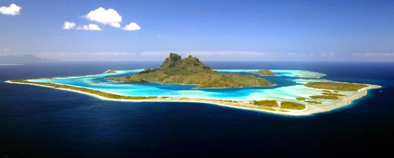 Bora Bora Adası - Fransız Polinezyası