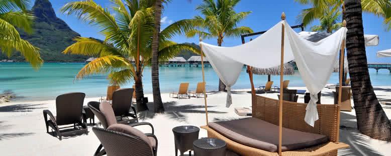 Bora Bora Sahilleri - Fransız Polinezyası