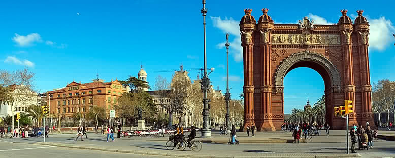 Zafer Anıtı - Barcelona