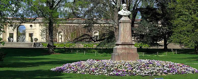 Botanik Bahçesi - Bordeaux