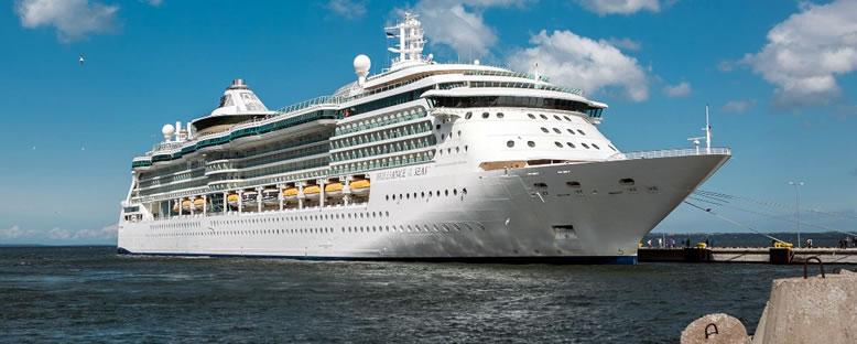 Brilliance of the Seas Gemi Turu