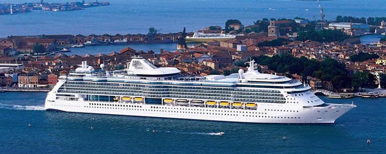 Brilliance of the Seas Gemisi ile Baltık Başkentleri