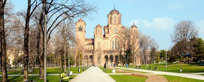 Taşmeydan Parkı - Belgrad