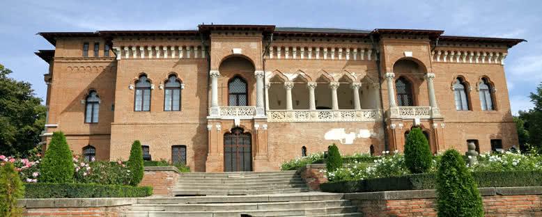 Mogoşoaia Sarayı - Bükreş