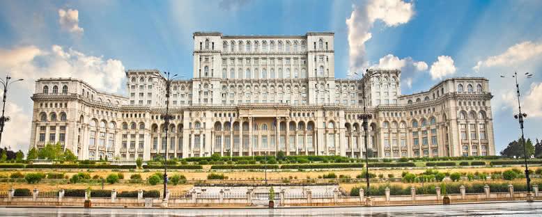 Parlamento Binası - Bükreş