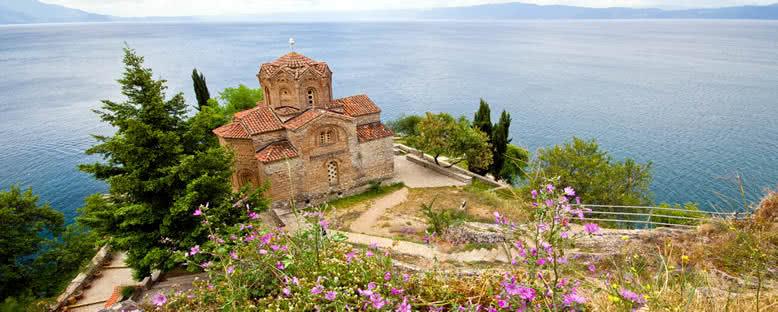 St. Jovan Kaneo Kilisesi - Ohrid