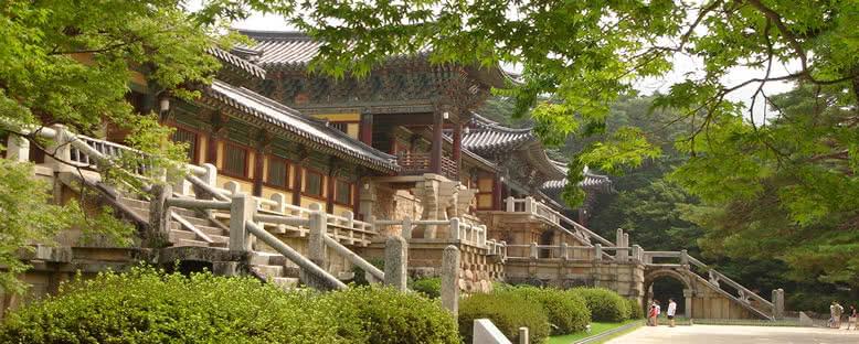 Bulguksa Tapınağı - Gyeongju