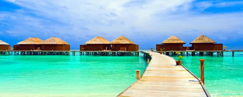 Bungalov Odalar - Maldivler