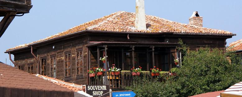 Eski Bulgar Evleri - Nessebar