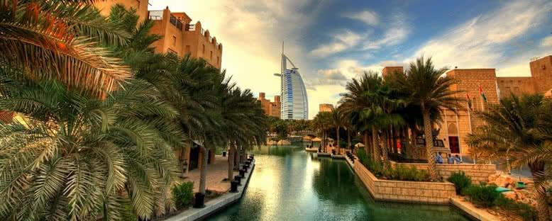 Burj Al Arab ve Tarihi Souk - Dubai
