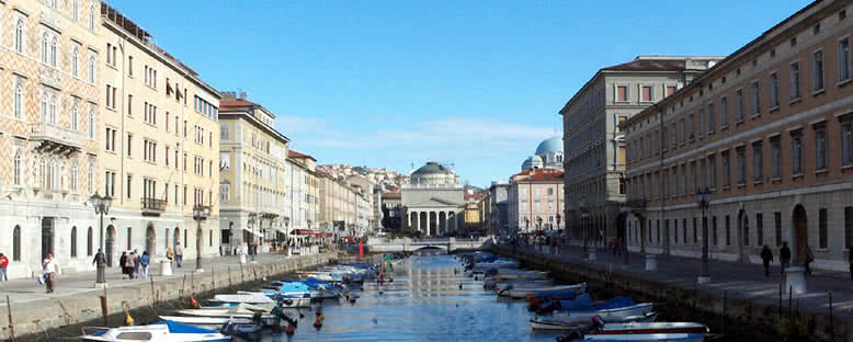 Büyük Kanal - Trieste