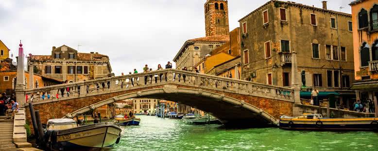 Büyük Kanal - Venedik