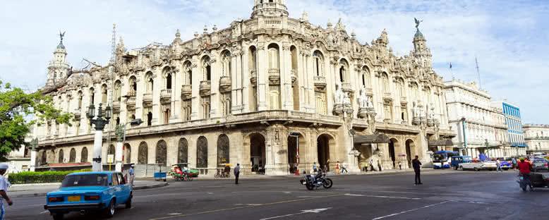 Büyük Tiyatro - Havana