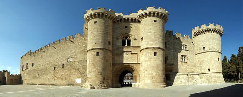 Büyük Usta'nın Sarayı - Rodos
