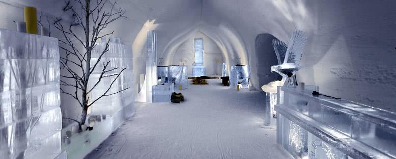 Buz Otel - Rovaniemi