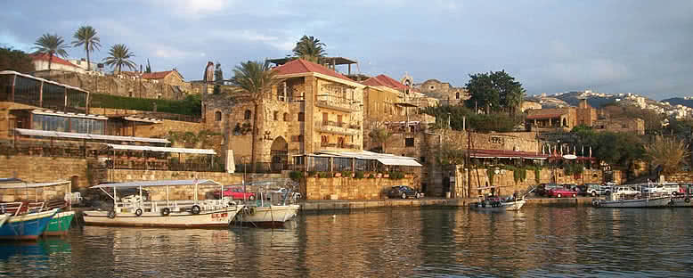 Byblos Kıyıları - Lübnan