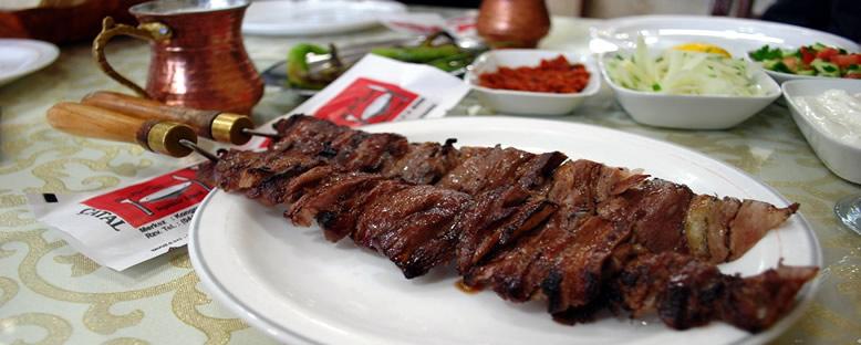 Cag Kebabı - Erzurum