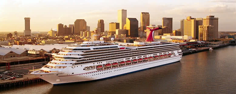 Carnival Conquest Cruise Gemisi