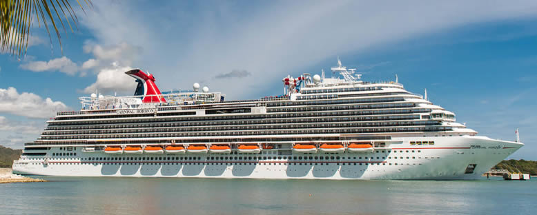 Carnival Horizon Cruise Gemisi