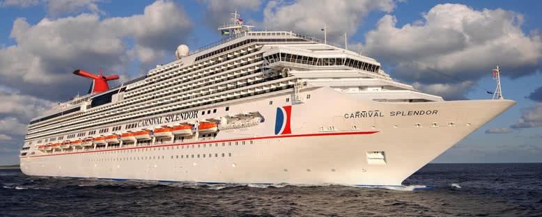 Carnival Splendor Cruise Gemisi