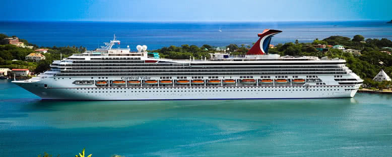 Carnival Liberty ile Miami Orlando Bahamalar Gemi Turu