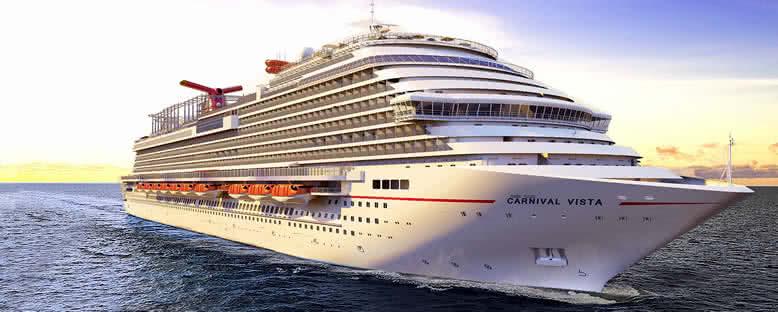 Carnival Vista Cruise Gemisi