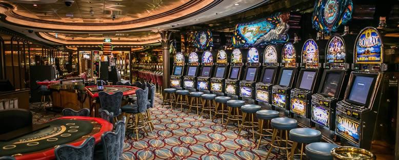 Casino - Brilliance of the Seas