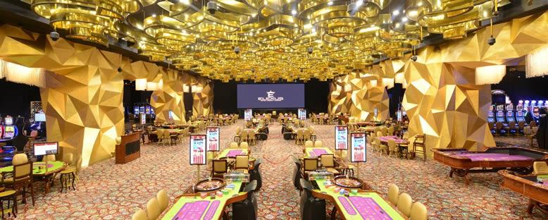 Casino - Elexus Hotel