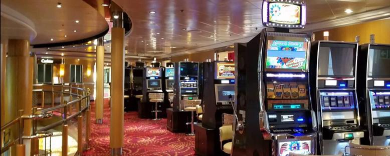 Casino - Empress of the Seas