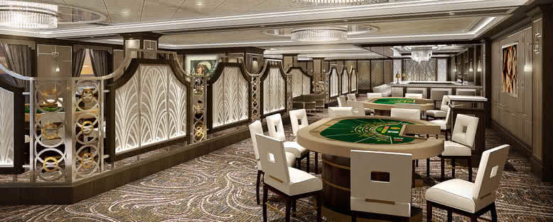 Casino - Majestic Princess