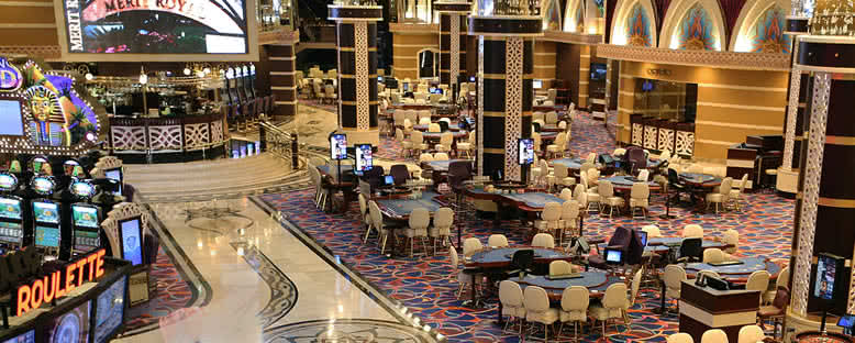 Casino - Merit Royal Premium Hotel & Casino