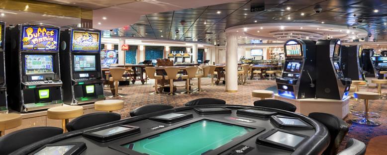 Casino - MSC Lirica