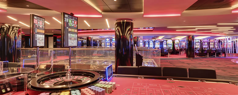 Casino - MSC Meraviglia