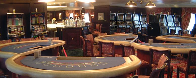Casino - Oceania Regatta