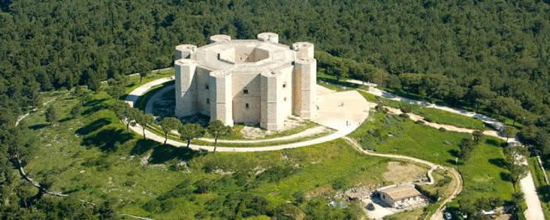 Castel del Monte Kalesi - Puglia