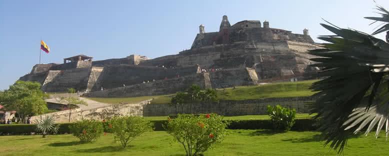 Castillo San Felipe de Barajas - Cartagena