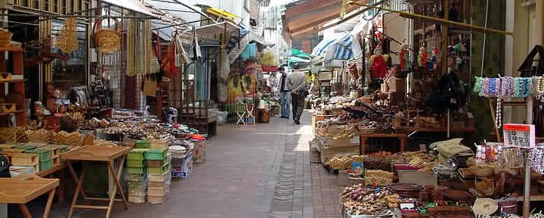 Çekiciler Çarşısı - Amasra