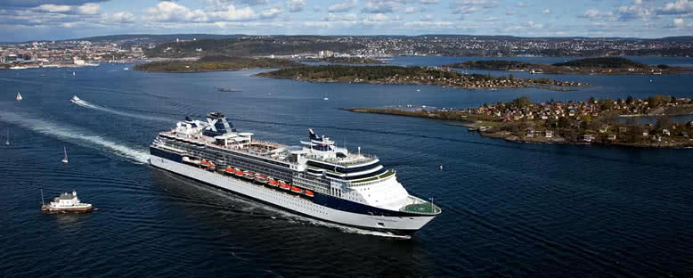 Celebrity Constellation Cruise Gemisi